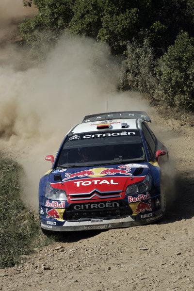 Round 04Rally Portugal 2- 5 of April 2009Dani Sordo, Citroen WRC, ActionWorldwide Copyright: McKlein/LAT