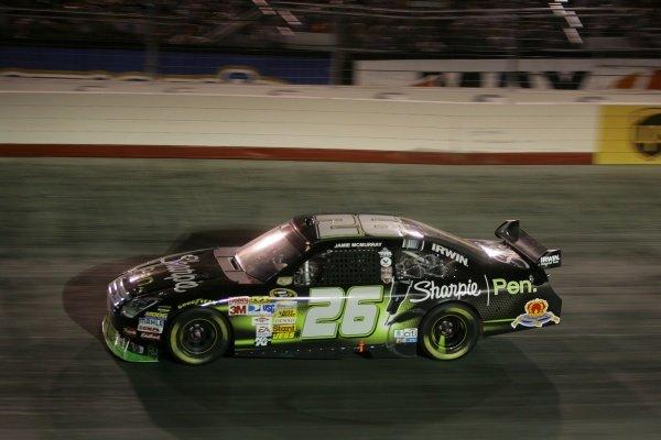 Jamie McMurray (USA) SHARPIE Ford. Sharpie 500, Bristol Motor Speedway, Tennessee, USA, 22-24 August 2008.