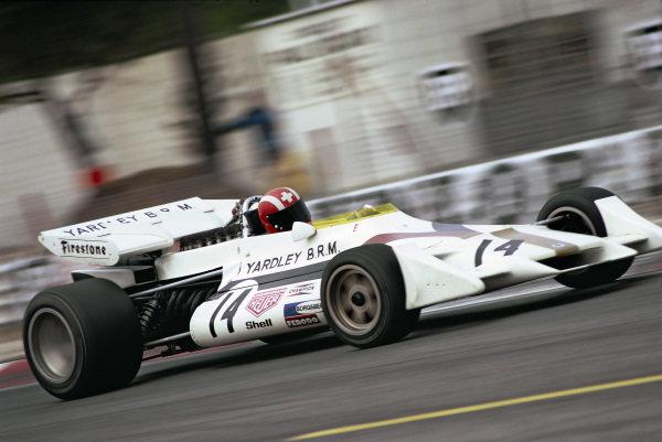Jo Siffert, BRM P160.
