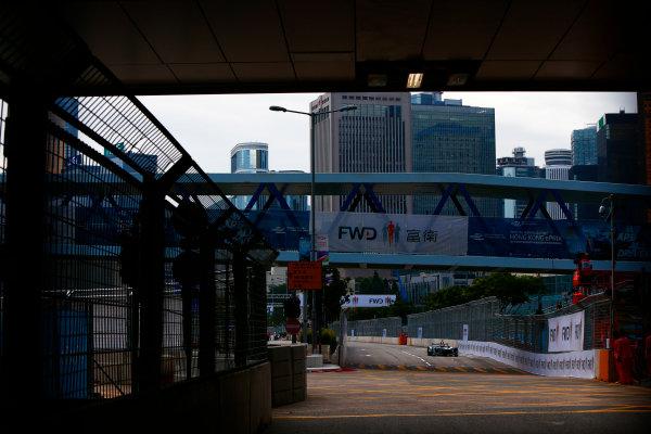 Suzuka Circuit, Japan. Sunday 09 October 2016. Mitch Evans (20, Panasonic Jaguar Racing) World Copyright: Zak Mauger/LAT Photographic ref: Digital Image _X0W1800