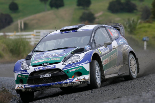 Round 7, Rally New Zealand, 21st-24th June 2012Petter Solberg, Ford, action