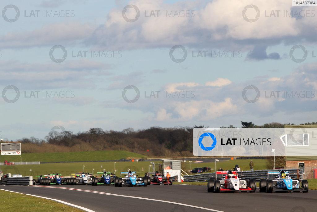 Round 1 - Snetterton, UK