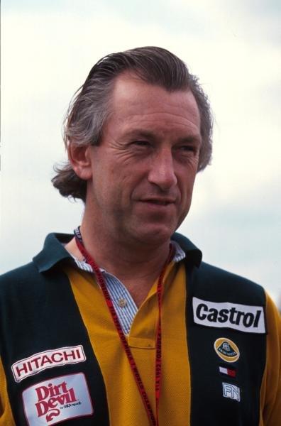 Guy Edwards (GBR) Sponsorship Specialist British GP 1992