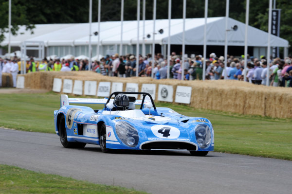 Goodwood Estate, West Sussex, England30th June - 3rd July 2011Matra MS670World Copyright: Jeff Bloxham/LAT Photographic.Ref: Digital Image Only