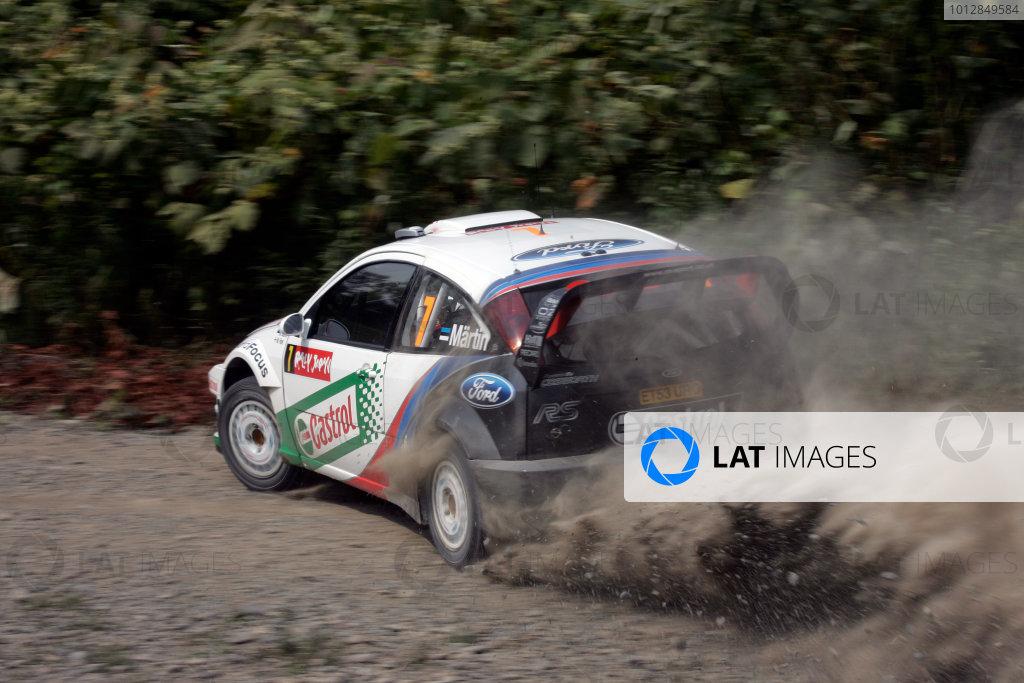 2004 FIA World Rally Champs. Round eleven,