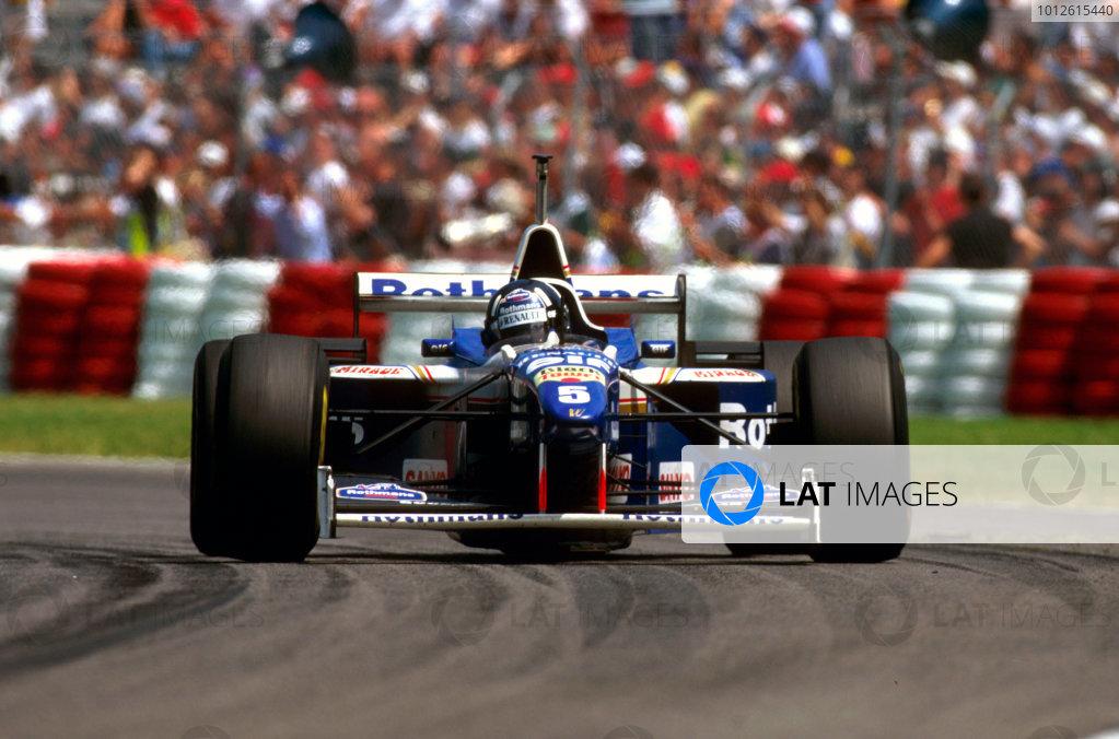 1996 Canadian Grand Prix.