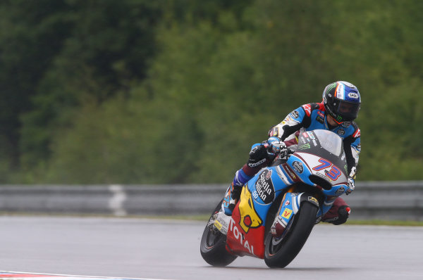 2017 Moto2 Championship - Round 10 Brno, Czech Republic Friday 4 August 2017 Alex Marquez, Marc VDS World Copyright: Gold and Goose / LAT Images ref: Digital Image 683670