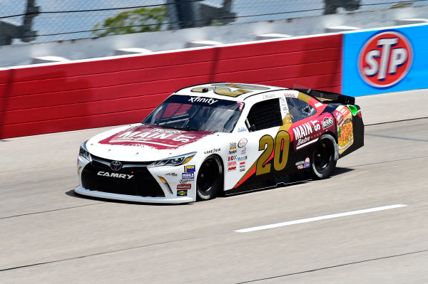 NASCAR XFINITY Series Sport Clips Haircuts VFW 200 Darlington Raceway, Darlington, SC USA Friday 1 September 2017 Erik Jones, Reser's Main Street Bistro Toyota Camry World Copyright: John Harrelson LAT Images