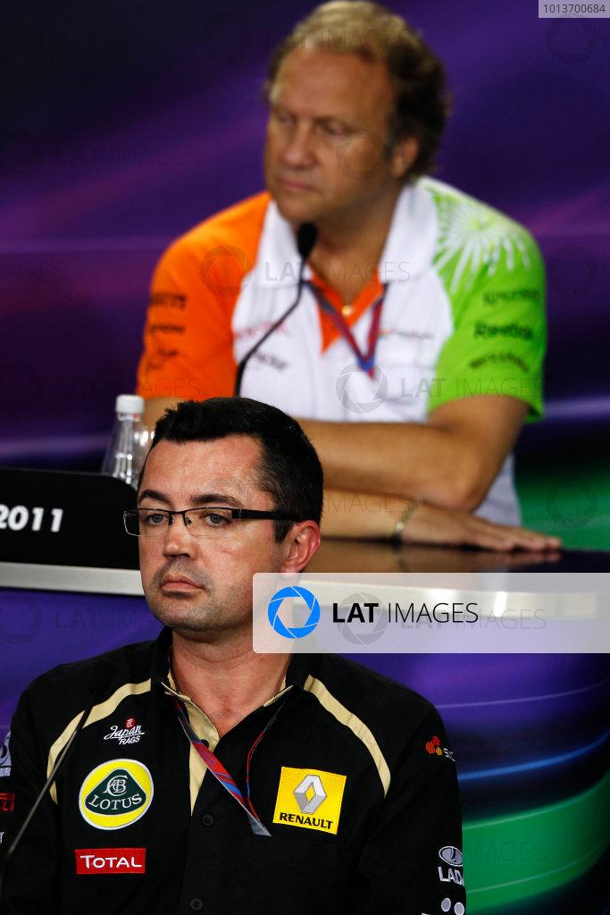 Brazilian Grand Prix - Friday