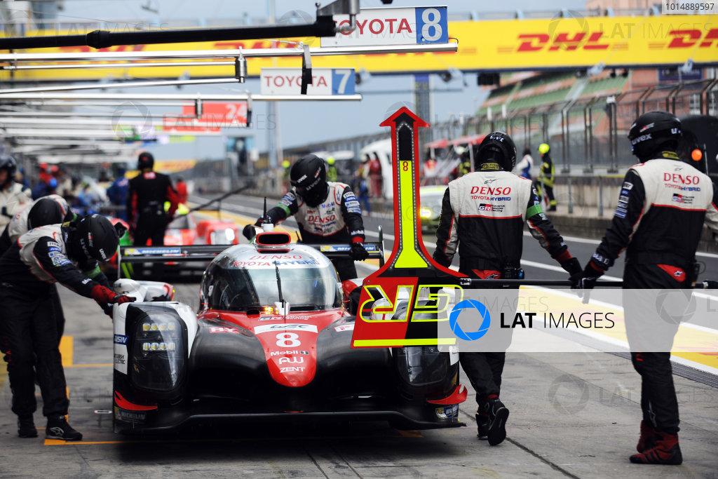 Round 4 - 6 Hours of Nurburgring