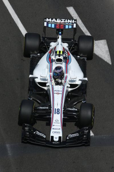 Baku City Circuit, Baku, Azerbaijan. Friday 23 June 2017. Lance Stroll, Williams FW40 Mercedes. World Copyright: Charles Coates/LAT Images ref: Digital Image AX0W5720