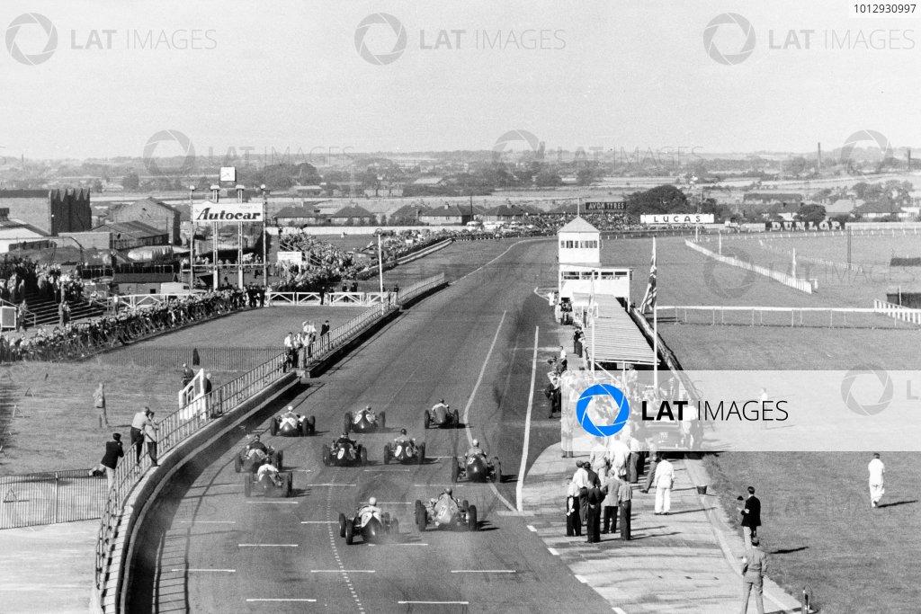 1955 Daily Express Trophy Formula Libre race.