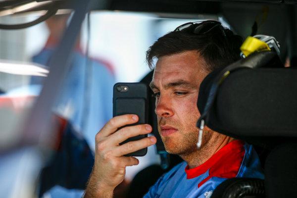 2017 FIA World Rally Championship, Round 13, Rally Australia 2017, 16-19 November 2017, Hayden Paddon, Hyundai, portrait, Worldwide Copyright: LAT/McKlein