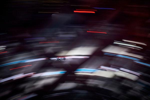 Yas Marina Circuit, Abu Dhabi, United Arab Emirates. Friday 24 November 2017. Valtteri Bottas, Mercedes F1 W08 EQ Power+. World Copyright: Steve Etherington/LAT Images  ref: Digital Image SNE20357