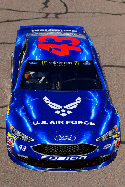 Monster Energy NASCAR Cup Series Can-Am 500 Phoenix Raceway, Avondale, AZ USA Friday 10 November 2017 Aric Almirola, Richard Petty Motorsports, United States Air Force Ford Fusion World Copyright: Russell LaBounty LAT Images