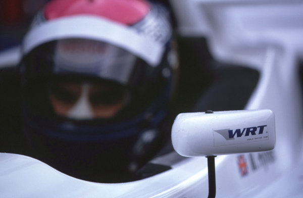 International Formula 3000 Championship Nurburgring, Germany. 19th - 20th May 2000 Reigning British F3 Champion Mark Hynes first start in a F3000 race was not to be. Hynes failed to qualify World - Bellanca/LAT Photographic