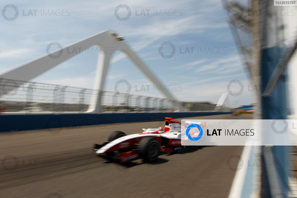 2010 GP2 Series. Round 4.