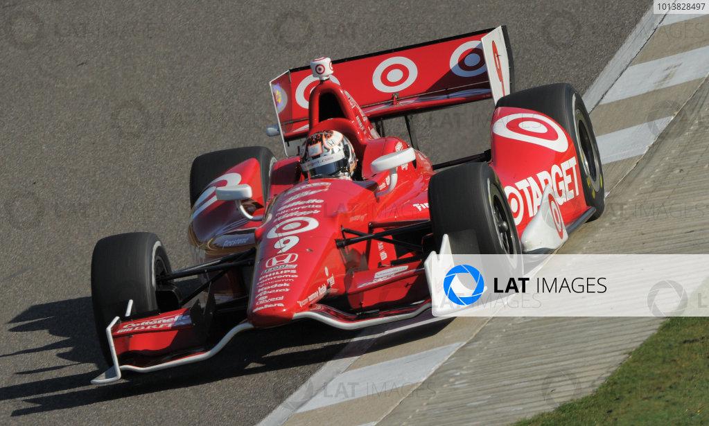 30 March-1 April, 2012, Birmingham, Alabama USA#9 Scott Dixon Target Chip Ganassi Racing Honda(c)2012 Dan R. Boyd LAT Photo USA