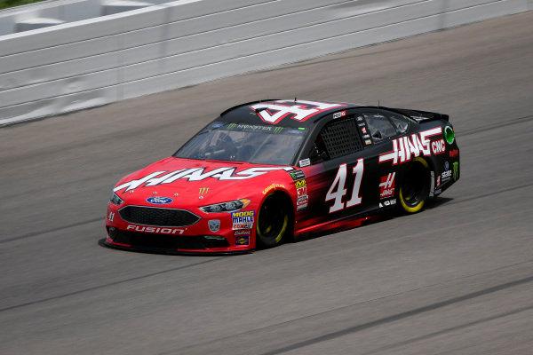#41: Kurt Busch, Stewart-Haas Racing, Ford Fusion Haas Automation