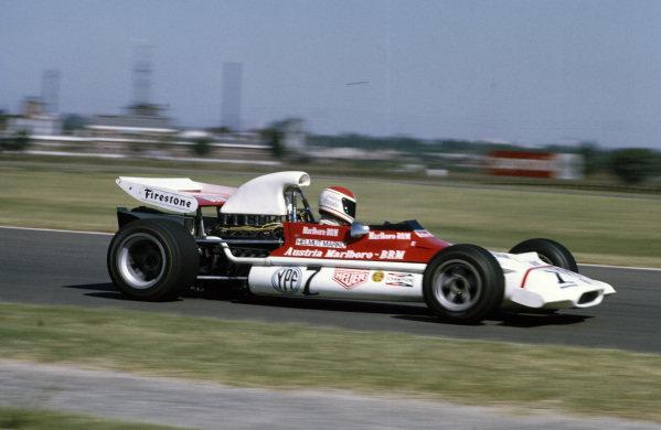 Helmut Marko, BRM P153.