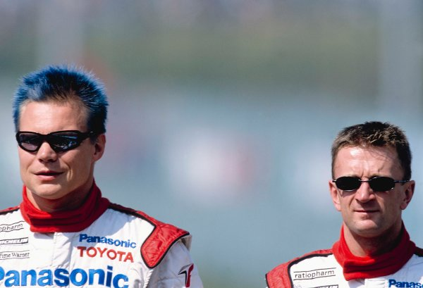 2002 Japanese Grand Prix.