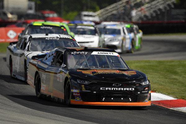 #1: Michael Annett, JR Motorsports, Chevrolet Camaro teamjdmotorsports.com