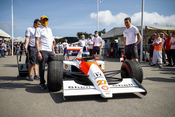 Job van Uitert, McLaren MP4/5B Honda