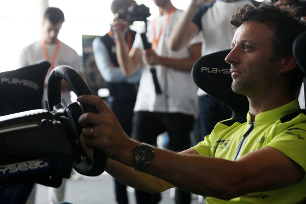 FIA WEC Esport Launch, Darren Turner