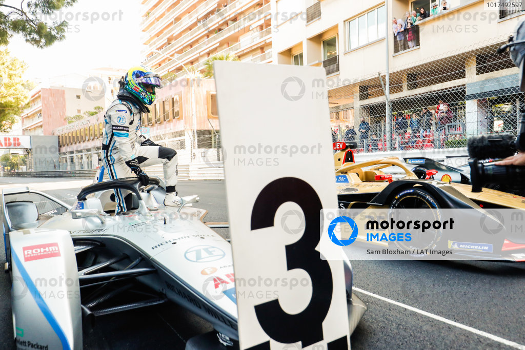 Felipe Massa (BRA), Venturi Formula E, finishes 3rd