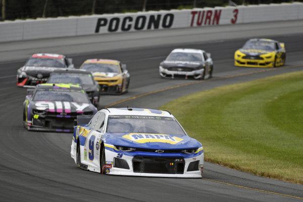 #9: Chase Elliott, Hendrick Motorsports, Chevrolet Camaro NAPA AUTO PARTS