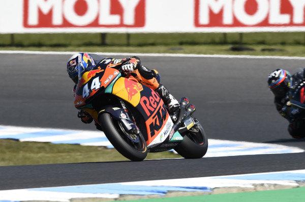 Miguel Oliveira, Red Bull KTM Ajo